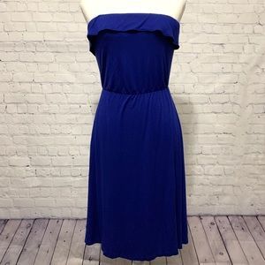 Gap medium strapless dress